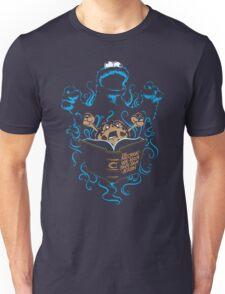 The Necron-Om-Nom-Nom-Nom-Nicon Unisex T-Shirt