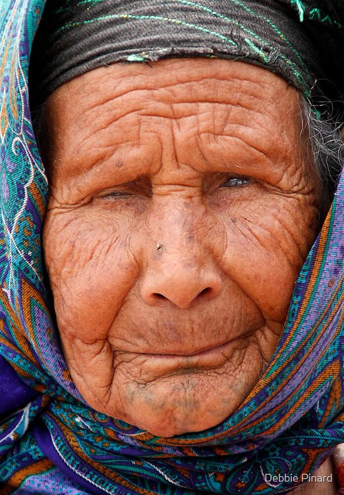Time Lines, Dadas Gorge Morocco by Debbie Pinard