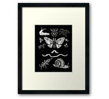 Creepy Crawlies Framed Print