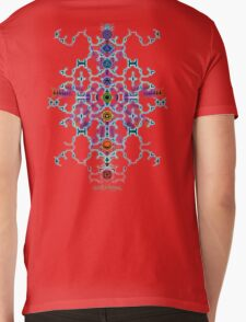 aWEARness clothing (Shipibo inspired) Mens V-Neck T-Shirt