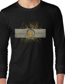 Nature Magnified Long Sleeve T-Shirt