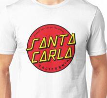 Santa Carla Skate Logo  Unisex T-Shirt