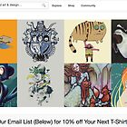19 June 2012 by The RedBubble Homepage