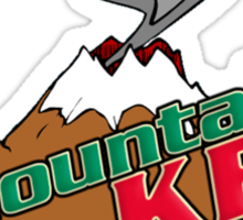 Mountain KFC Sticker