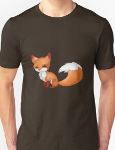 Fox drawing style Unisex T-Shirt