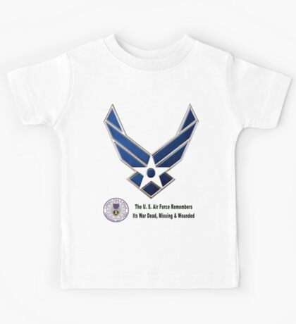 Air Force Remembers  Kids Tee