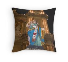 FESTIVAL LIGHTS Throw Pillow
