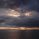 Sunset Prepairings - Preparation de la Puesta del Sol by PtoVallartaMex