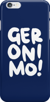 Geronimo! by nowaitwhat