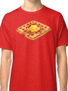 Waffle Pattern Classic T-Shirt