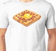 Waffle Pattern Unisex T-Shirt