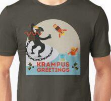 Krampus Greetings III Unisex T-Shirt