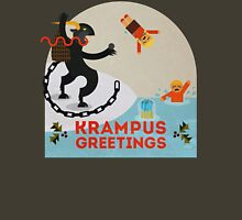 Krampus Greetings III T-Shirt
