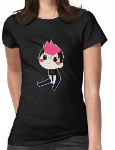 Chibi Markiplier Womens Fitted T-Shirt