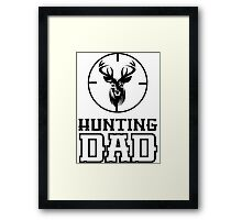Hunt With My Son Framed Print