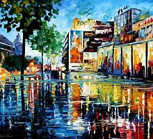 FORUM - OIL PAINTING BY LEONID AFREMOV by Leonid  Afremov