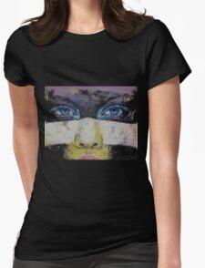 Superhero Womens Fitted T-Shirt