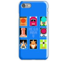 Level Select V iPhone Case/Skin