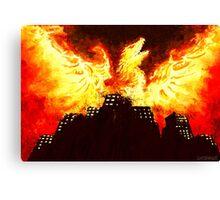The Commercial Property Phoenix Canvas Print