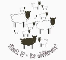 Flock It - Be Different Kids Clothes