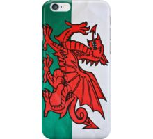 The Welsh Dragon iPhone Case/Skin