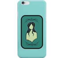 Pattern Girl : Dots iPhone Case/Skin