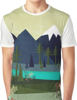 March Graphic T-Shirt