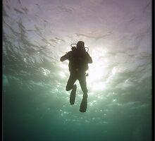 Scuba Diver  by Jonathan  Jarman