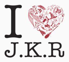 I <3 JKR Kids Clothes