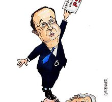 French Socialists Leadership Contest by GaryBarker