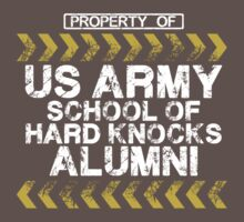 School of Hard Knocks - Army - Dark Colors Kids Clothes
