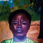 FAITH MWANAMULABA, ZAMBIAN CHILD by JoAnnHayden