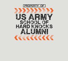 School of Hard Knocks - Army - Light Colors Unisex T-Shirt