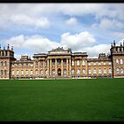 Blenhiem Palace , Stately Home by Jonathan  Jarman