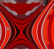 *Delighted- Red by GoldenRectangle