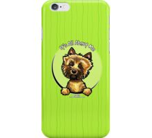 Cairn Terrier :: It's All About Me iPhone Case/Skin