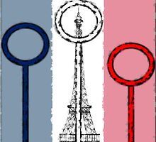 France Quidditch by IN3004