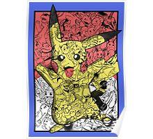 Pokémontage Poster