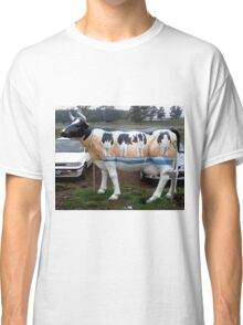 Udderably Cheesy Classic T-Shirt