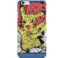 Pokémontage iPhone Case/Skin