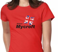 Microsoft Holmes Womens Fitted T-Shirt