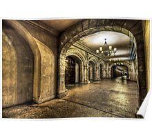 Endless Hallway Poster