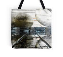 Momentum Grunged Tote Bag