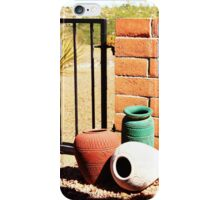 By The Gate iPhone Case/Skin