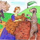 Baa Baa Black Sheep by Kerina Strevens