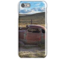 1937 Chevy in Bodie iPhone Case/Skin
