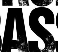 Drop Bass Not Bombs Pt. II  Sticker