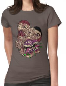 Sewer Mutant Womens Fitted T-Shirt
