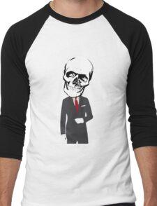 Mr Skull's Company Men's Baseball ¾ T-Shirt