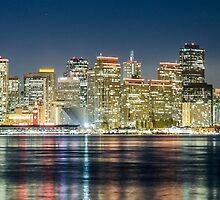 San Francisco at night by gerardofm4